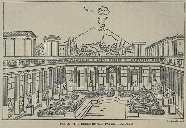 パピリの館(ヘルクラネウム)の画像1