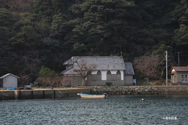 久賀島の集落の画像1