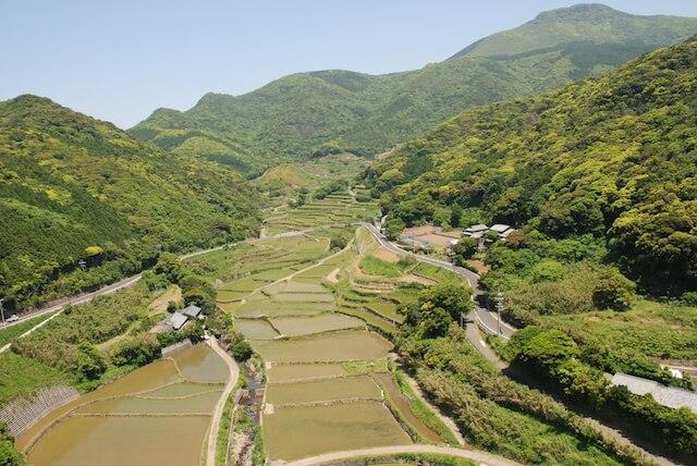 平戸の聖地と集落(春日集落と安満岳)の画像1