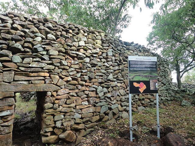 ティムリカ・オヒンガ考古遺跡の画像1