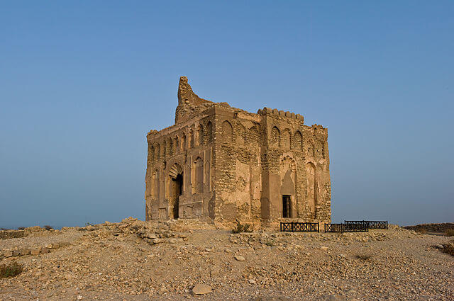 カルハットの都市遺跡の画像1